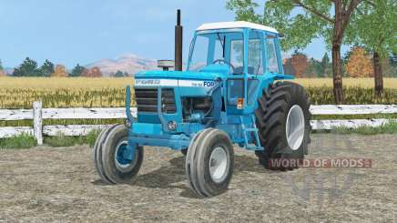 Ford TW-10 for a medium farm für Farming Simulator 2015
