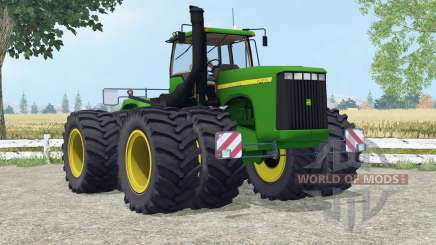 John Deere 9400 washable für Farming Simulator 2015