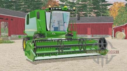 John Deere W5Ꝝ0 für Farming Simulator 2015