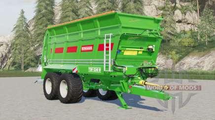 Bergmann TSW 6240 W unlimited für Farming Simulator 2017