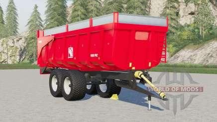 Gilibert 1800 Prꝍ für Farming Simulator 2017