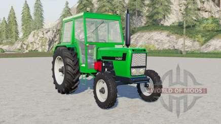 Deutz D 6207 pour Farming Simulator 2017