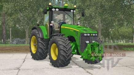 John Deere 84ვ0 für Farming Simulator 2015
