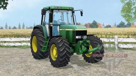 John Deere 6910 animated detals pour Farming Simulator 2015