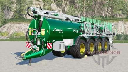 Samson PGII 42 pour Farming Simulator 2017