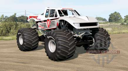 CRD Monster Truck v1.19 pour BeamNG Drive