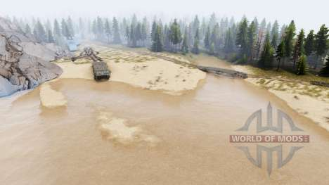 Fischöl von Leningrader Flussschiffen für Spin Tires