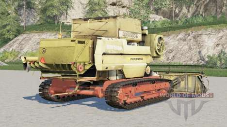 Don 1500B〡 moteurgusant pour Farming Simulator 2017