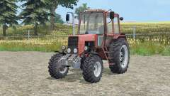 MTH 82.1 Belaruƈ für Farming Simulator 2015