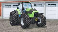 Deutz-Fahr 7250 TTV Agrotron〡 avec chargeur avant pour Farming Simulator 2015