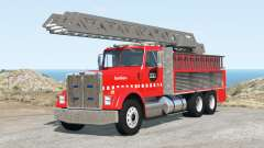 Gavril T-Series Fire Truck v1.1 pour BeamNG Drive