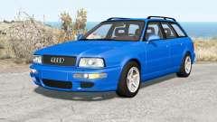 Audi RS 2 Avant (8C) 1994 pour BeamNG Drive