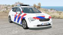 Cherrier FCV Dutch Emergency Services v1.01 pour BeamNG Drive