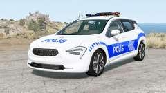 Cherrier FCV Turkish Police v1.2 für BeamNG Drive