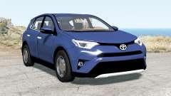 Toyota RAV4 2017 für BeamNG Drive