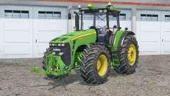 John Deere 8330〡extra Gewichte für Farming Simulator 2015
