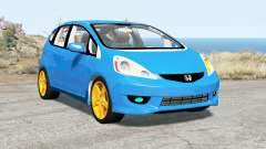 Honda Fit Sport (GE) 2009 pour BeamNG Drive