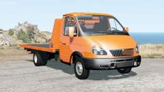 Gaz 330202 Gazelle pour BeamNG Drive