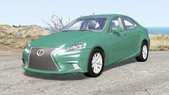 Lexus IS 350 F Sport (XE30) 201Ꝝ pour BeamNG Drive