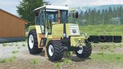 Fortschritt ZT 323-A〡olive vert pour Farming Simulator 2013