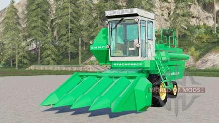 Yenisei 1200-1M〡Imimation von Riemenscheiben für Farming Simulator 2017