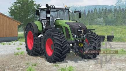 Fendt 924 Vario〡Part-time 4WD pour Farming Simulator 2013