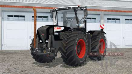 Claas Xerion 3800 Trac VC〡black pour Farming Simulator 2015