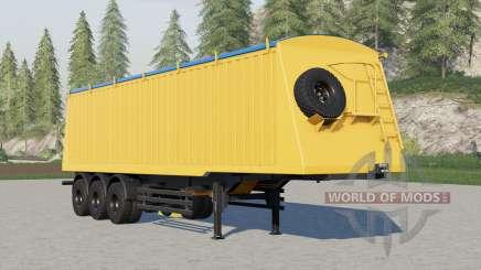 Dnistr 9357-01 für Farming Simulator 2017