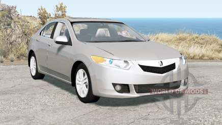 Acura TSX V6 2010 pour BeamNG Drive
