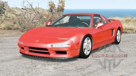 Acura NSX 2001 pour BeamNG Drive