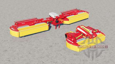 Pottinger NovaCat〡colore de tabliers pour Farming Simulator 2017
