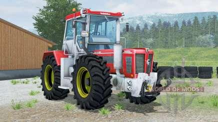 Essieux Schluter Super-Trac 2500 〡 VL pour Farming Simulator 2013