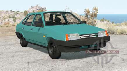 Vaz 21099 Samara 1992 pour BeamNG Drive