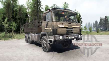 Tatra T815〡Swers pour MudRunner