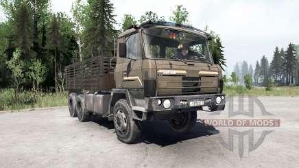Tatra T815〡Swers für MudRunner