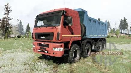 MAS 6516B9-481-000 pour MudRunner