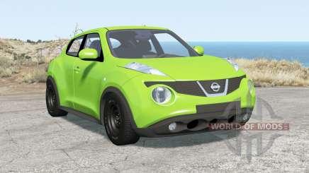 Nissan Juke (YF15) 2011 pour BeamNG Drive