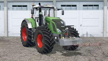 Fendt 828 Vario〡Gewicht für Farming Simulator 2015