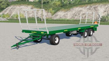 ZDT PV15 Galan〡tension support pour Farming Simulator 2017