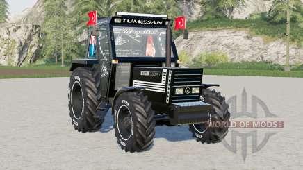 Tumosan 8000 series für Farming Simulator 2017