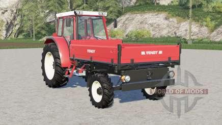 Fendt F225 GT pour Farming Simulator 2017