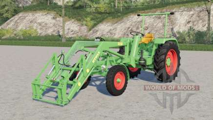 Fendt F250 GT pour Farming Simulator 2017