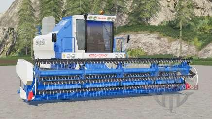Yenisei 850 pour Farming Simulator 2017