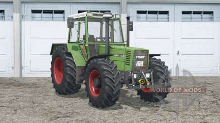 Fendt Favorit 615 LSA Turbomatik E〡IC pour Farming Simulator 2015
