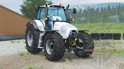 Hurlimann XL 130〡Part-time 4WD pour Farming Simulator 2013