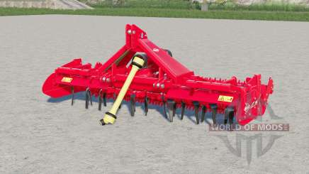 Kuhn HR 3004〡small ajustements de modèle pour Farming Simulator 2017