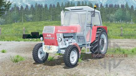 Ursus 1201〡englisch vermillion für Farming Simulator 2013