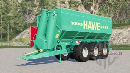 Hawe ULW 5000〡2 Reifenkonfigurationen für Farming Simulator 2017