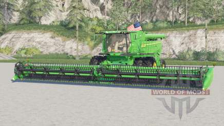 John Deere X9 1000〡US-Version für Farming Simulator 2017