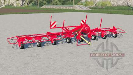Kuhn GF 8712 with ground adaptation für Farming Simulator 2017